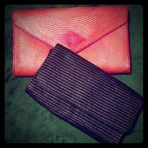 2 for $20 Women's Clutch Handbag Bundle